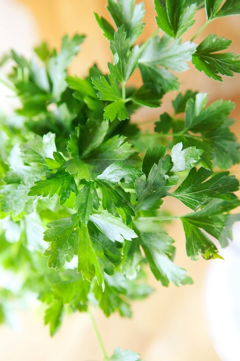 fattoush parsley