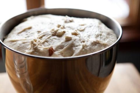 bolle dough rising
