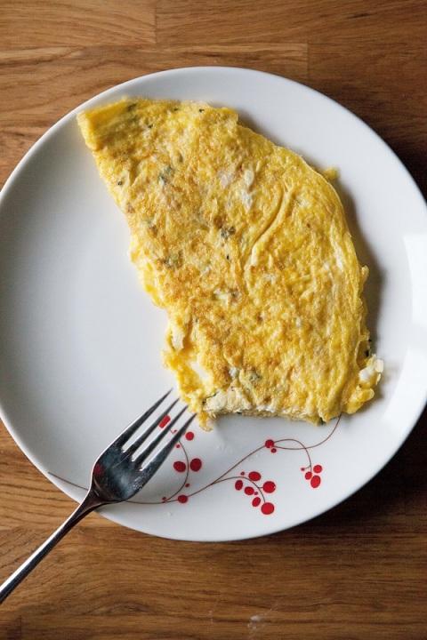 basic omelet 2