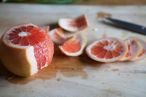 grapefruit for fennel grapefruit salad